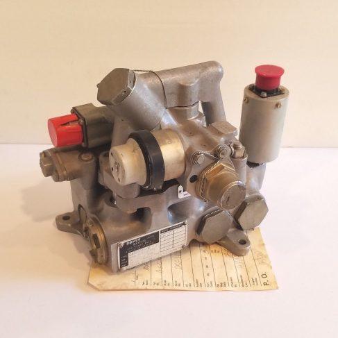 Hydraulic Syncrhonizer