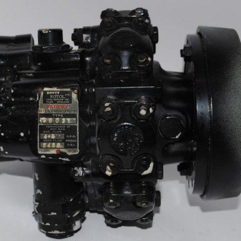 Aircraft Jet Engine Vardel Hydraulic Pump