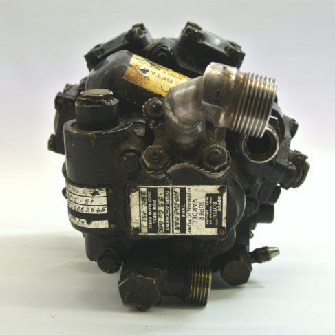 Aircraft Jet Engine Super Vardel Hydraulic Pump