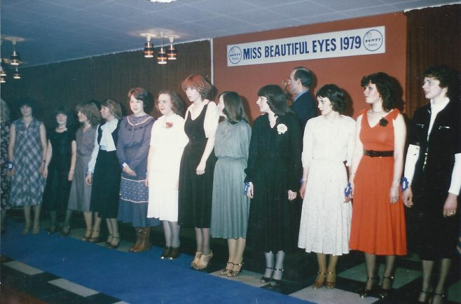 Miss Beautiful Eyes 1979