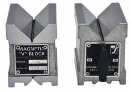 Magnetic Vee- Blocks