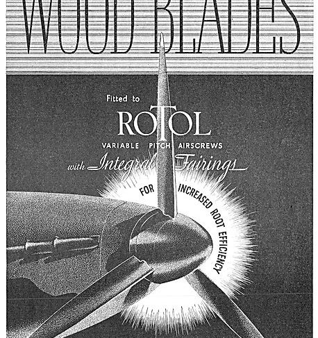 Rotol Airscrews Publication