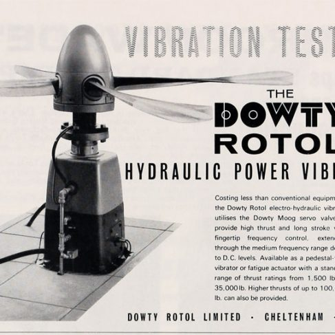 Dowty Rotol - Publication