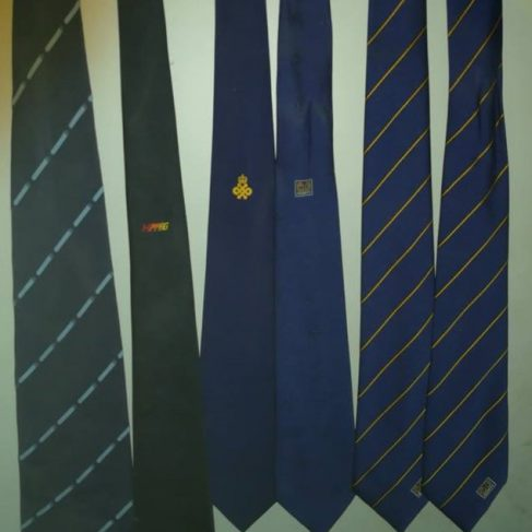 Selection of Dowty Ties