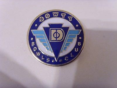 Dowty Rotol Bowling Club Badge