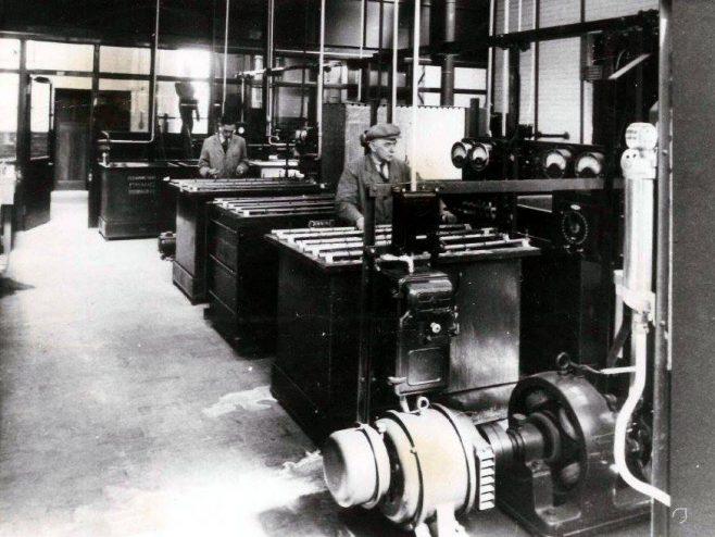 Plating Shop   John Herring