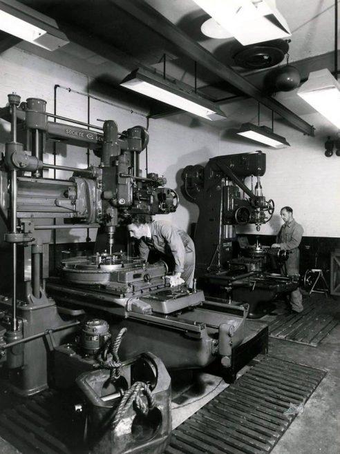 Machine Shop Jig Borers   John Herring