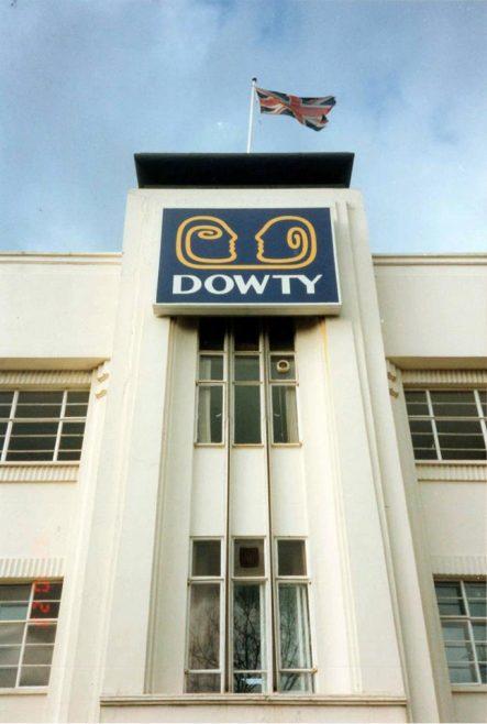 Dowty Rotol Building | John Herring
