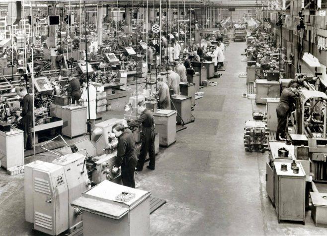 No.1 Machine Shop   John Herring