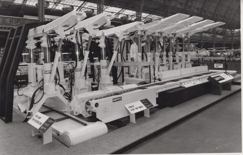 Mining Exhibition - Ontario 1972