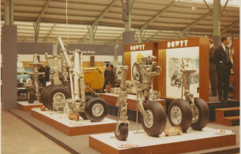 Hanover Air Show 1970