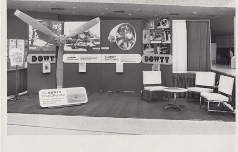 SAE National Aircraft Engineering Display 1976