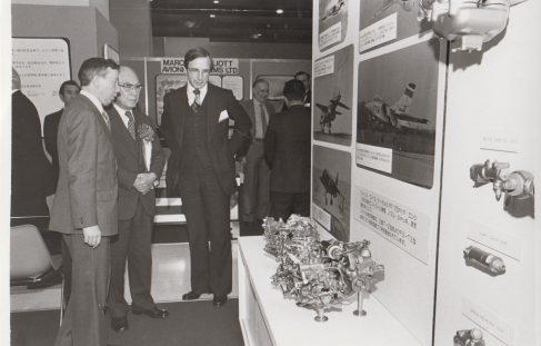 British Aerospace Exhibition - Tokyo 1976