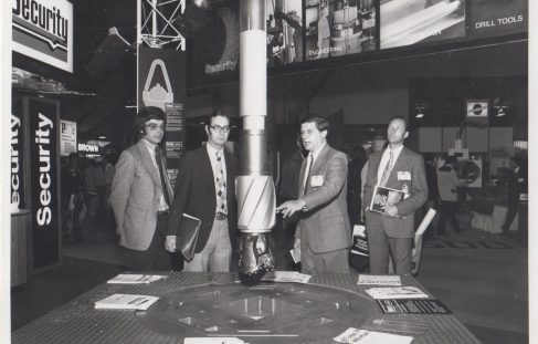 Off-shore Technology Exhibition - Houston 1977