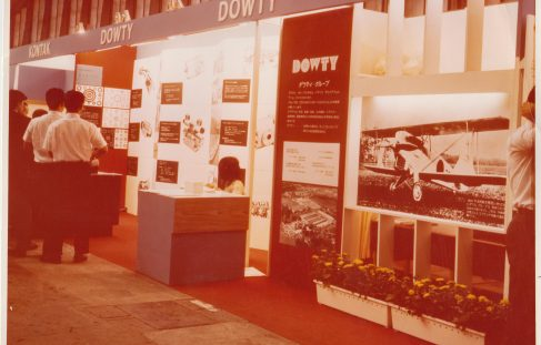 Fluid Power International Exhibition - Tokyo 1973