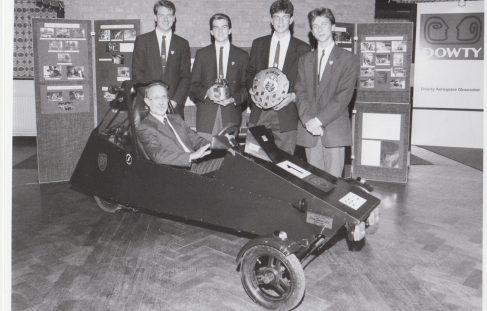 Apprentice Pedal Car