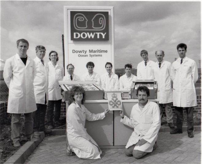 755111 | Original photo in the Dowty archive at the Gloucestershire Heritage Hub
