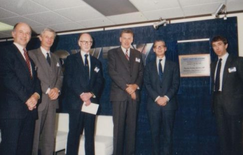 Technical Centre Opening 1988
