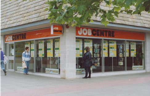 Job Centre Tele-Communications Network