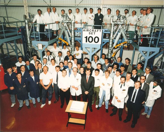 100th set of Airbus A320 gears delivered | John Herring