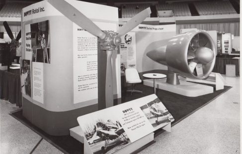 SAE National Aircraft Engineering Display -  Wichita 1977
