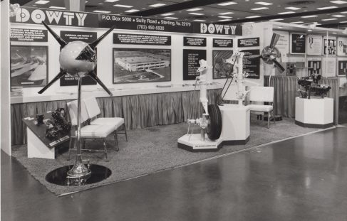 National Business Aircraft Association Exhibition (NBAA) - Houston 1977