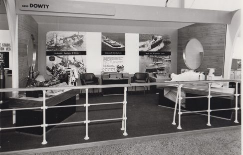 Posidonia Exhibition - Greece 1969