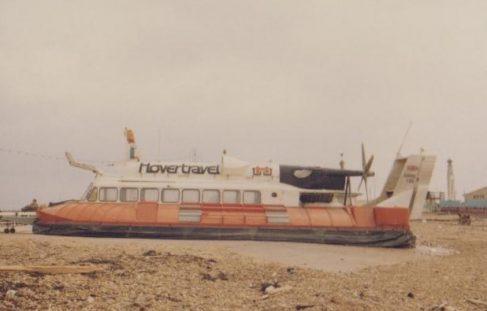 SR.N6 Hovercraft