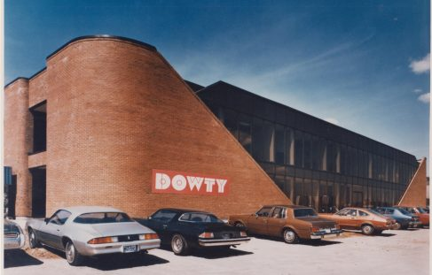 Dowty Offices & Sites around the World