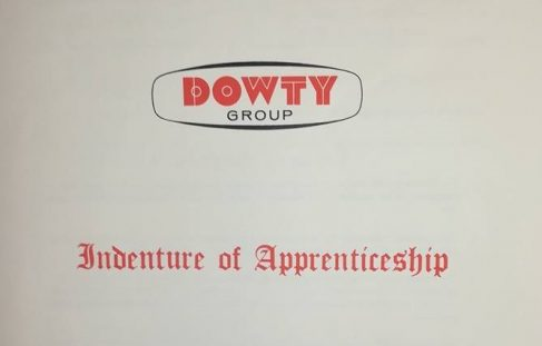 Dowty Apprentices - Wall of Fame