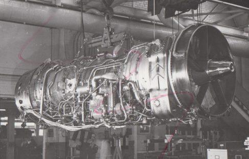 Jet Engine Testing