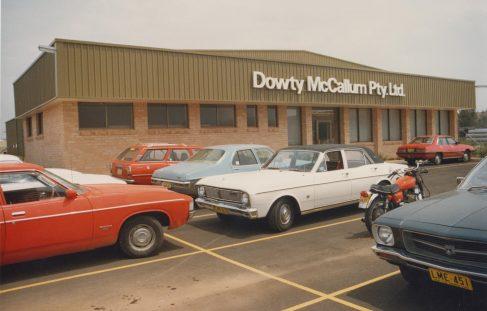Dowty McCallum Pty Ltd - Australia