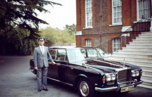 Ron Franklin - Dowty Chauffeur