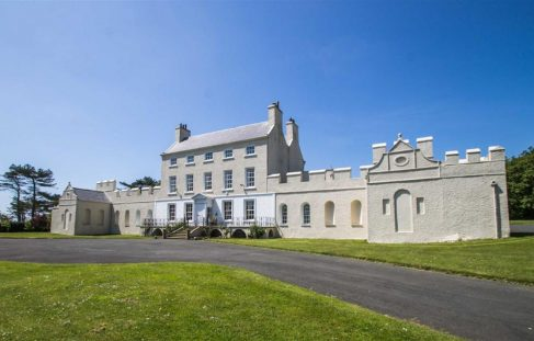 Balladoole House - Isle of Man