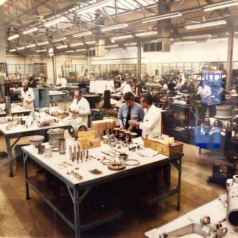 Dowty Rotol Repair MRO | Jason Hayes