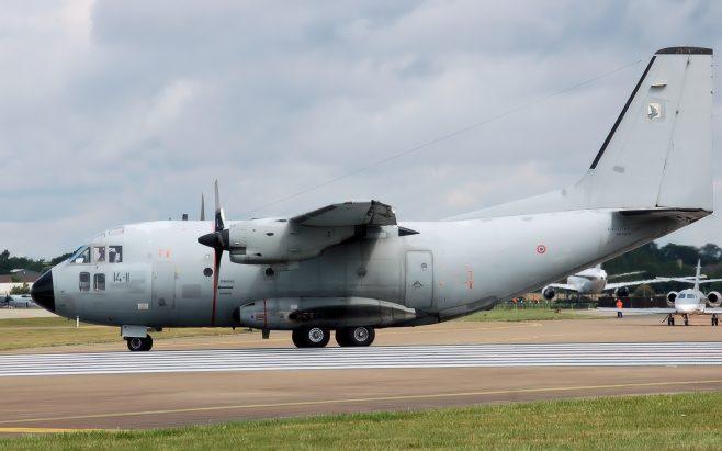 Aeritalia G.222