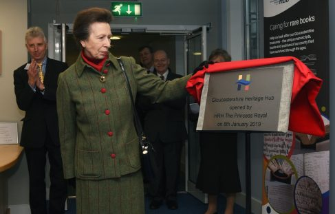 Gloucestershire Heritage Hub - Official Opening