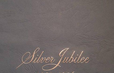 Silver Jubilee Commemorative Book 1931 - 1956