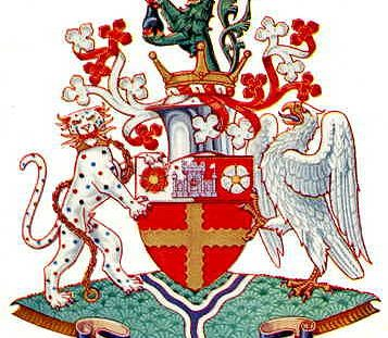 Tewkesbury Borough Coat of Arms