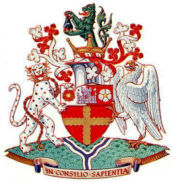 Tewkesbury Borough Coat of Arms | John Redfen