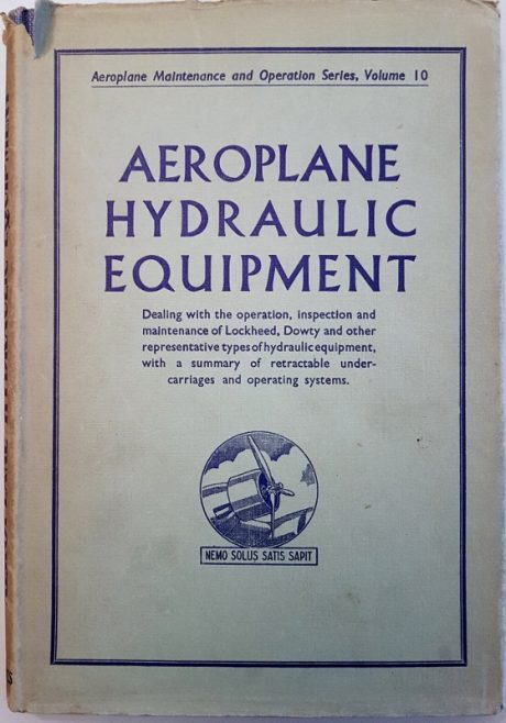 Aircraft Hydraulics - Instruction Manuals