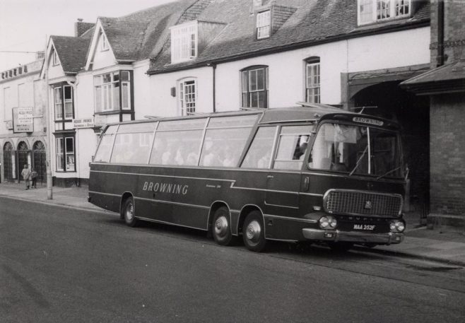 Dowty Atworth - Works Charter Bus