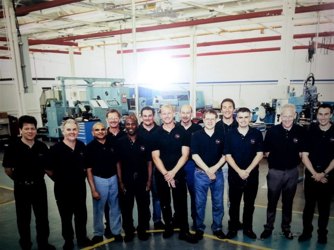 Start of the Pin Group around 2000/2001 | Paul Faulkner