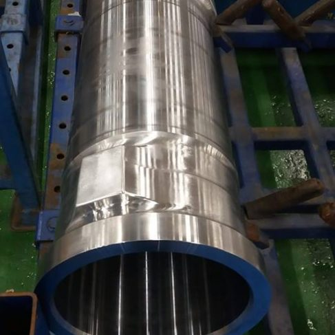 A330 cylinder for retraction actuator  | Chris Powderhill