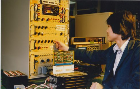 Dowty (Ultra) Electronics - Employees at Work