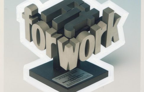Fit For Work Award - 1988
