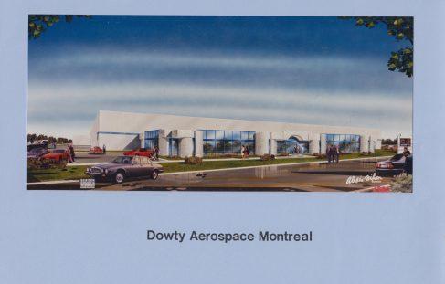 Dowty Aerospace Montreal
