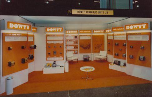 Dowty Hydraulic Units - Exhibition