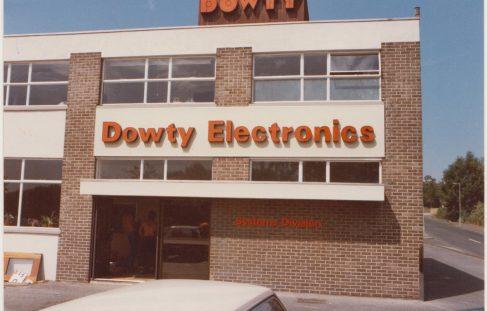 Dowty Electronics - Watford