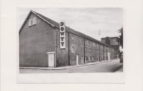 Dowty Unit No.4 - Station Street, Tewkesbury